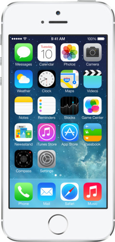 Apple iPhone 5s 32GB, hopea (lukitsematon)