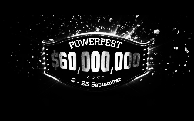 PartyPokerin Powerfest 2.-23.9.2018