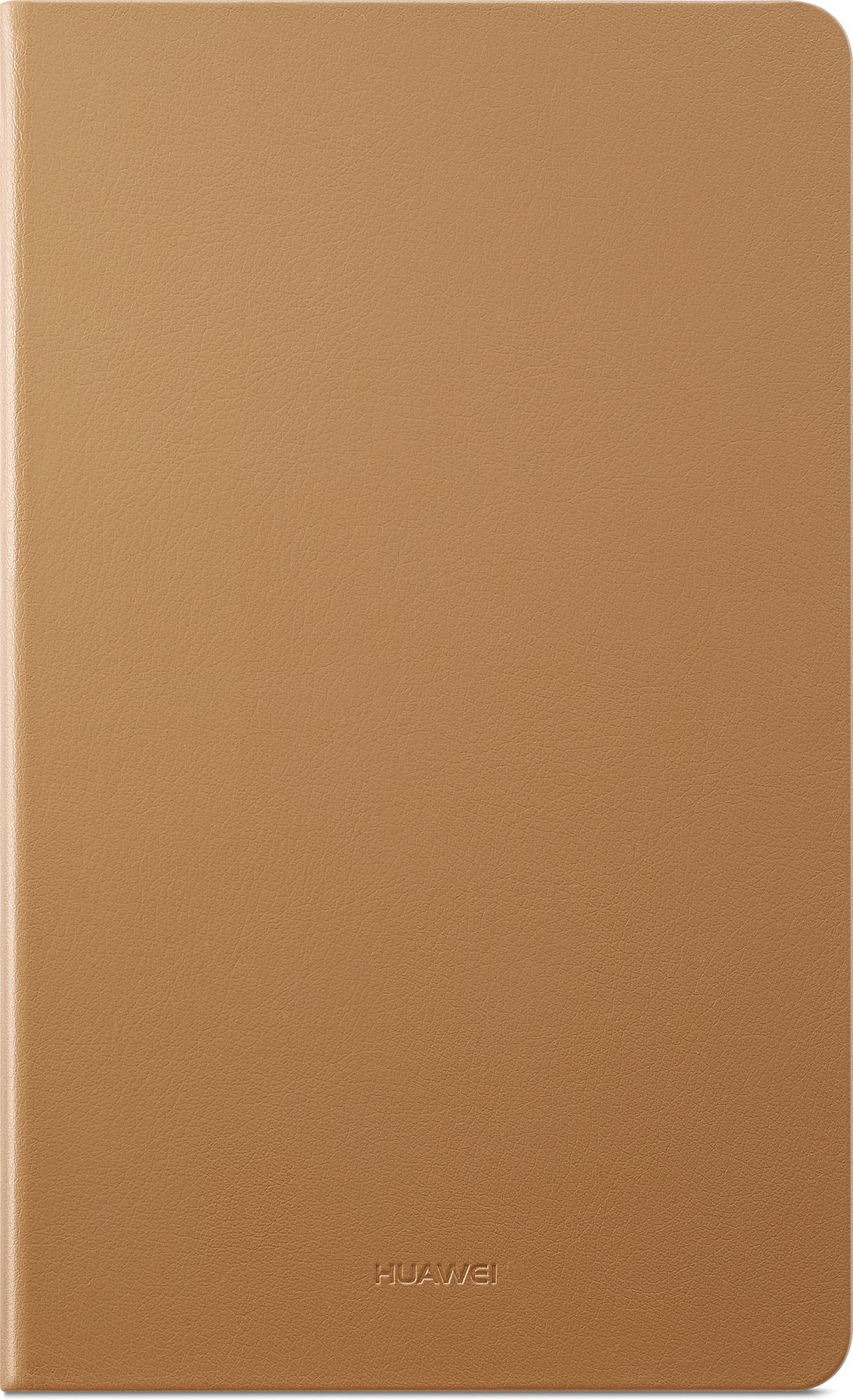Huawei MediaPad M3 8 Flip Cover ‐suojakotelo, ruskea