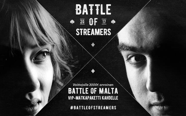 Battle of Streamers