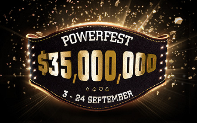 Pokerisivut Powerfest Special 23.9 klo 21:00
