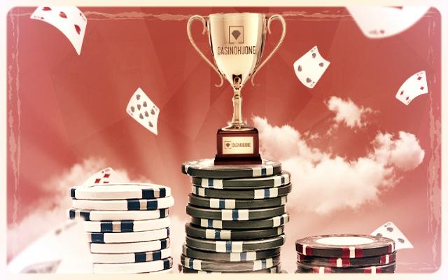 Casinohuone: 350,000 EURON POKERILIIGA!