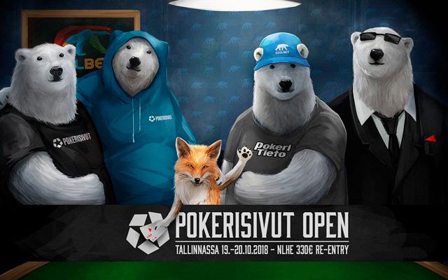 Pokerisivut Open - Leaderboard