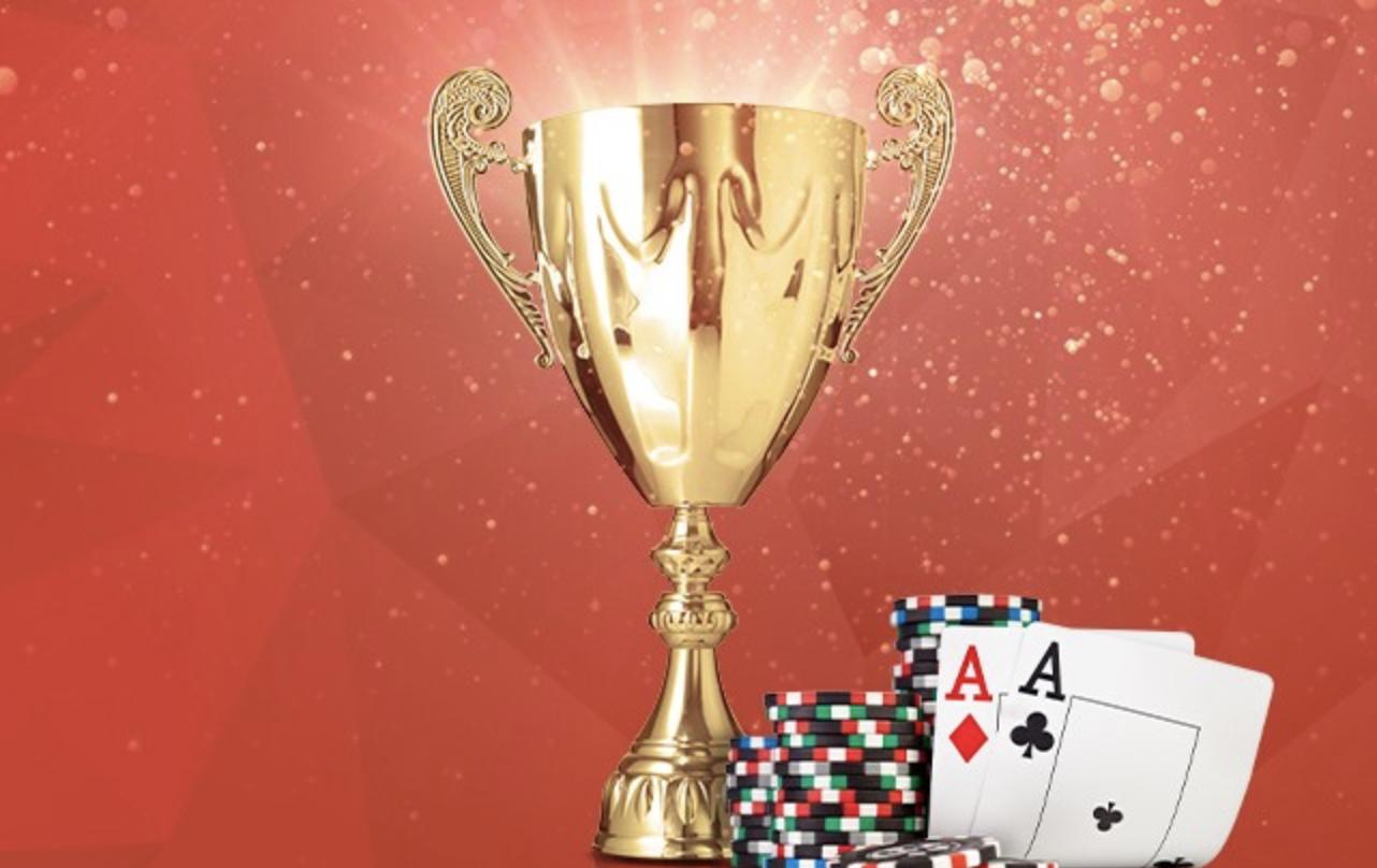 Pokerihuone: Pokeritiedon kuukauden pelipaikka -tarjous!