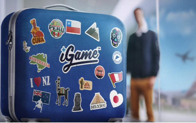 iGame: Voita matka maailman ympäri kahdelle!
