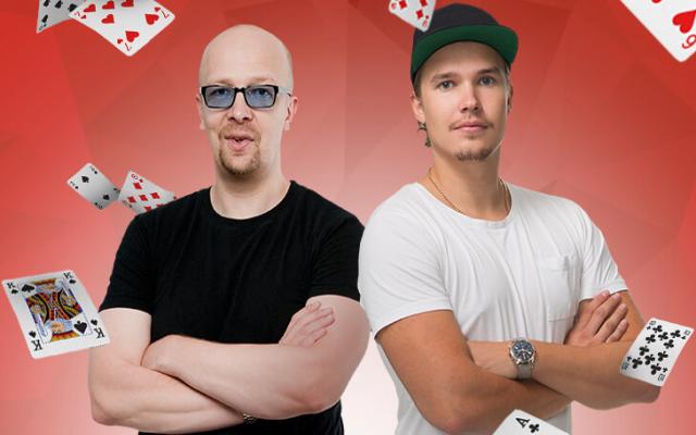 Pokerihuone 5000€ freeroll sunnuntaina!
