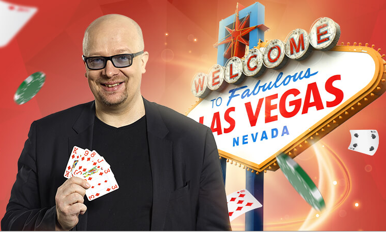 Las Vegas Summer Series Pokerihuoneella!