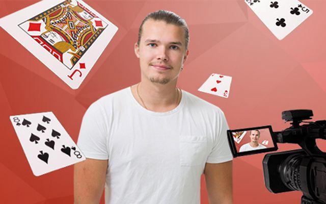 Henri Koivisto striimaa sunnuntaina 25.8.