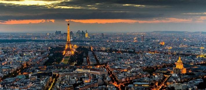 Matkaopas Euroopan kaupunkeihin -- Pariisi, Barcelona, Lontoo, Tallinna, Helsinki, Malta