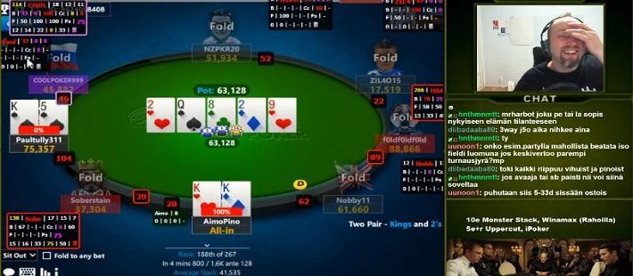 Pokerisivut Twitch
