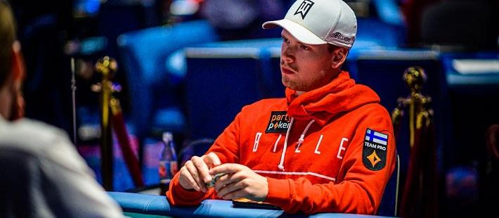 Joni Jouhkimainen on PartyPokerin sponsoripelaaja.